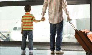 Gode råd til flyrejser med børn