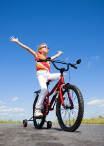 Vælg den rette børnecykel
