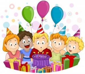 Børnefødselsdag – tips og inspiration