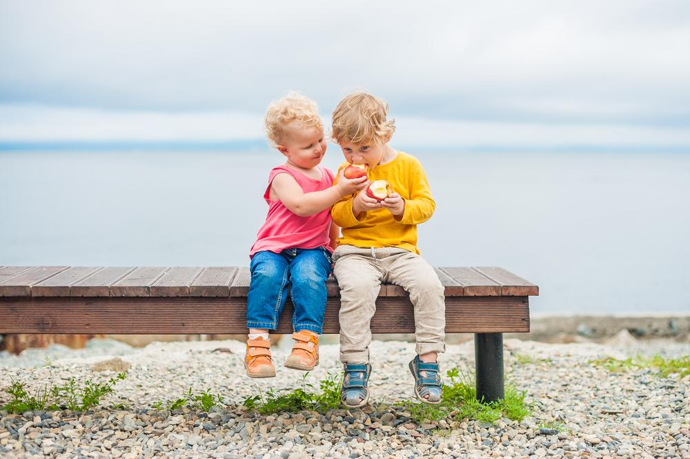 Hold dit barn sundt – læs med hvordan