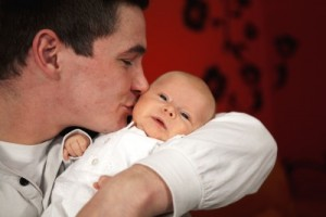 Faderrolle – om at blive far