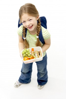 Sund og velsmagende madpakke