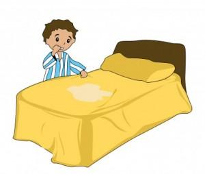 Er dit barn sengevæder?